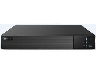 TVT 32CH Face Recognition NVR, 800FPS,16xPoE, 4SATA, 4TB HDD